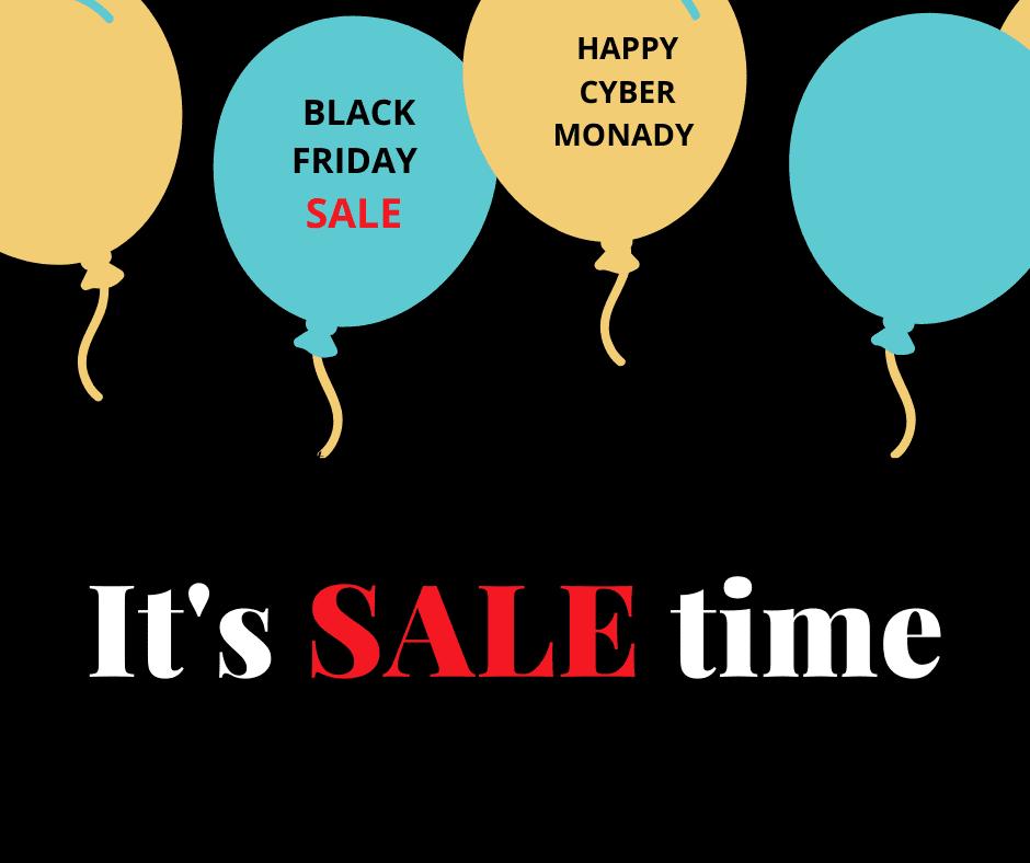 איך למקסם את מכירות ה- BLACK FRIDAY בחנות שלכם?