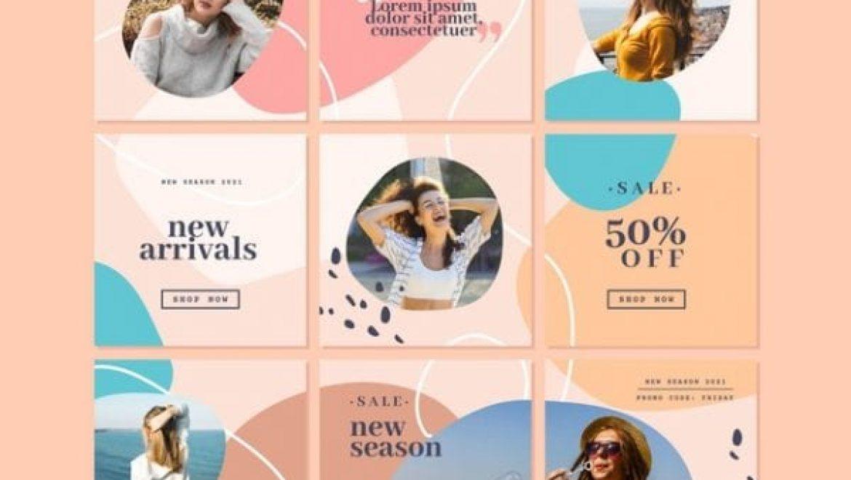 ניהול עמוד אינסטגרם עסקי – 9 דרכים לעיצוב מראה העמוד שהעוקבים אוהבים